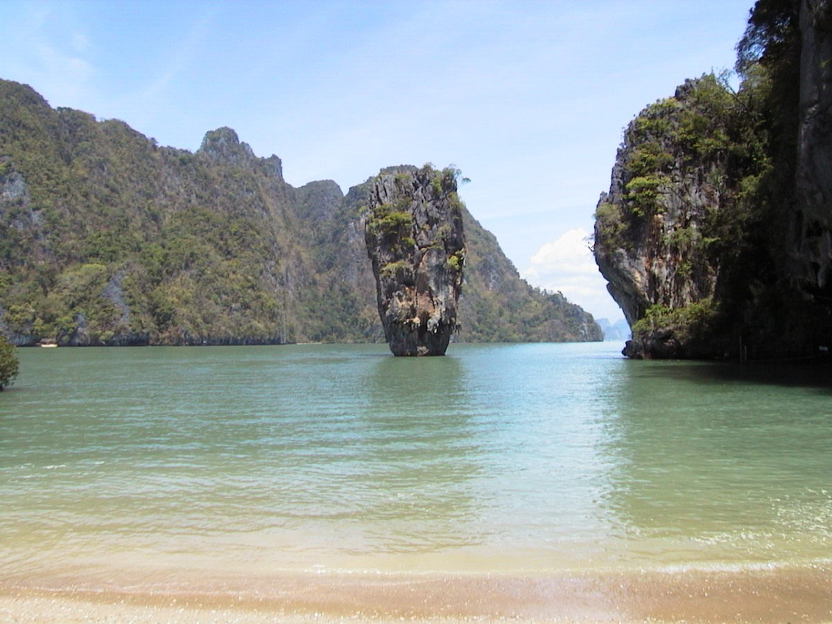 Change of Plan…Phuket here wecome!