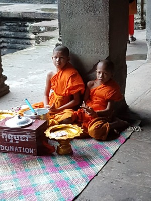 children-monks