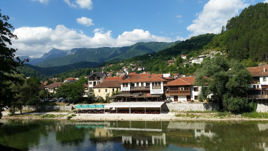 Bosnia & Herzegovina – July 2017
