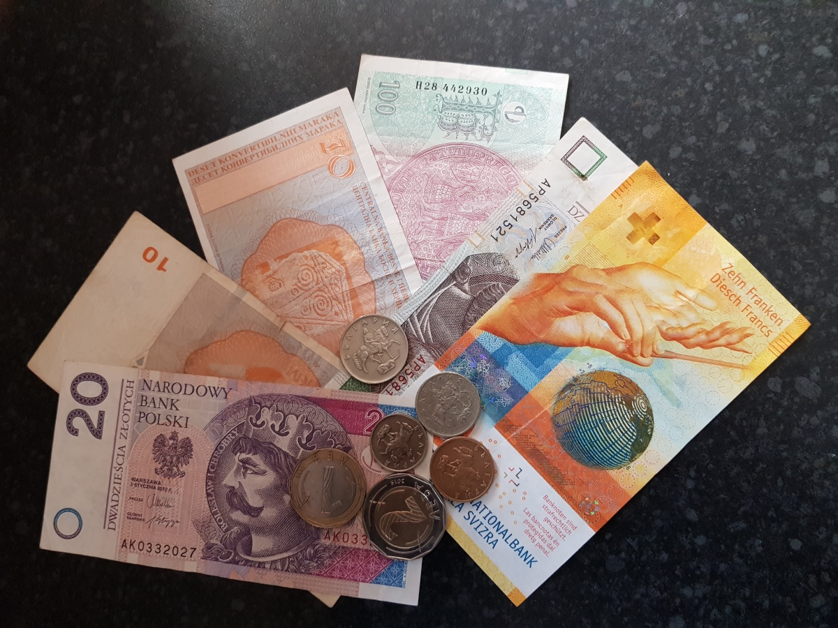 Currency Conundrum