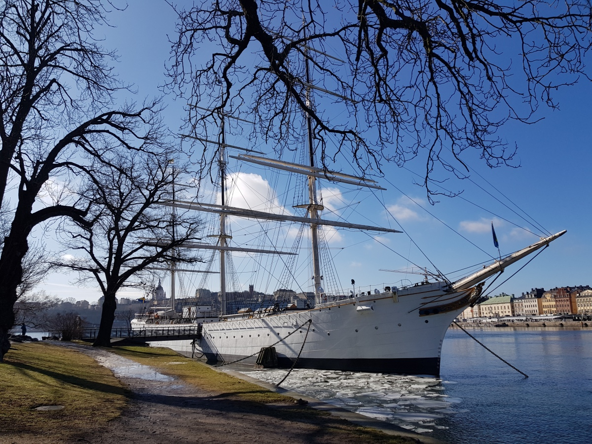 Our Swedish Adventures in Stockholm – March2018