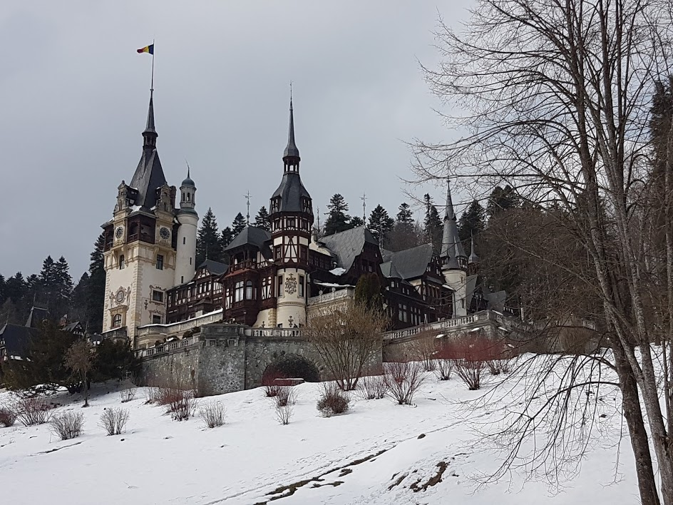 Bucharest (including Bears, Wolves, Bran Castle and Peles Castle) – March2018