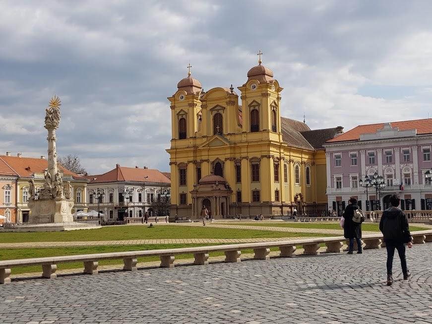 Timisoara, Romania – March2018