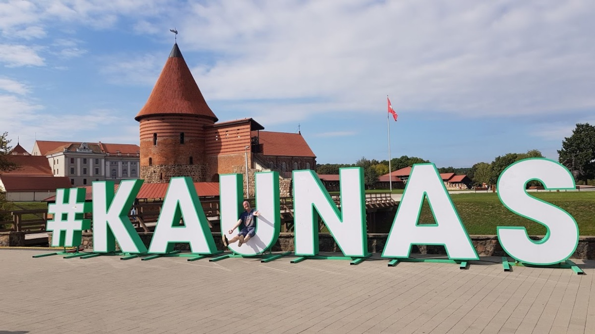 The Hill of Crosses & Kaunas, Lithuania – September 2019