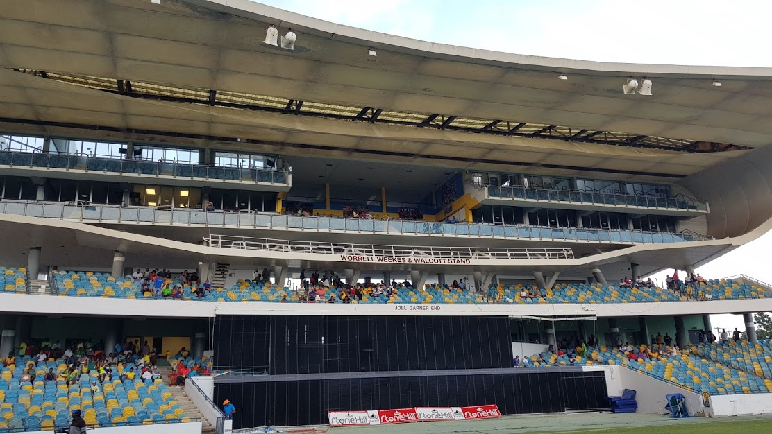Barbados – A Day at the Cricket
