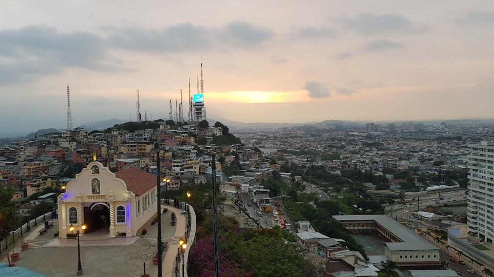 Ecuador 2021 –Guayaquil