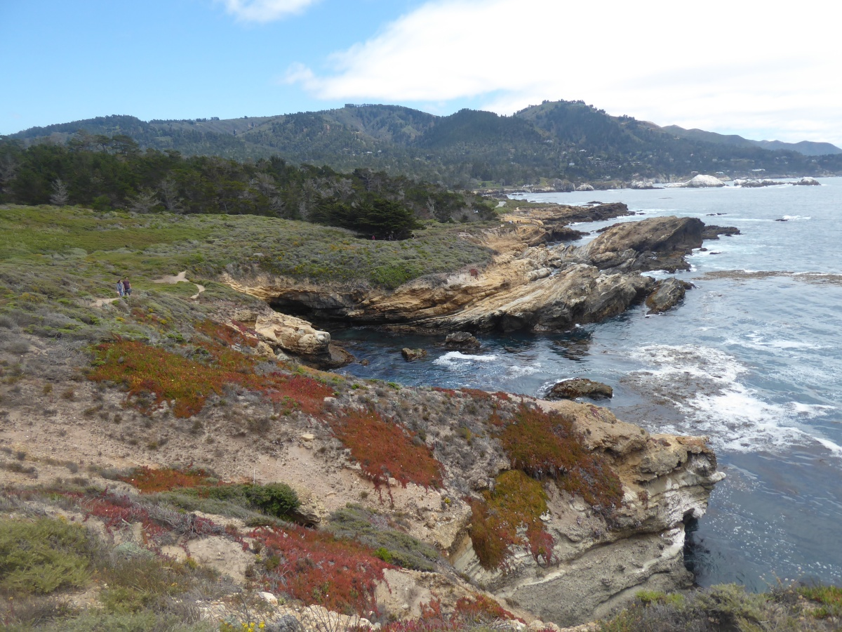 The Pacific Coast Highway  – Los Angeles to SanFrancisco