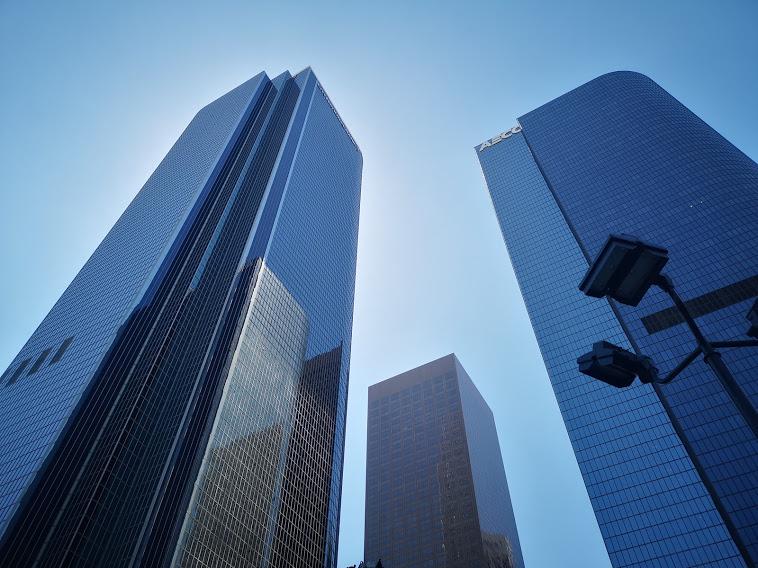 Downtown LA –2021