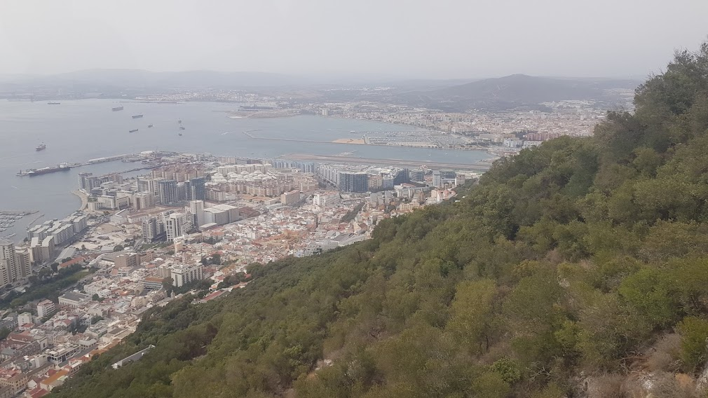 A Day Trip to Gibraltar, August2021