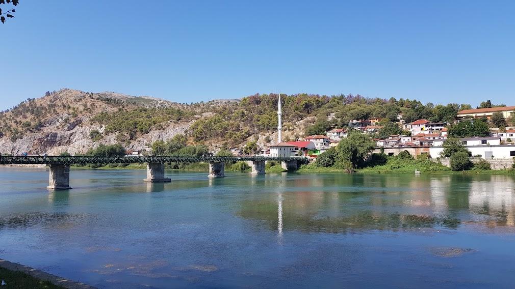 Shkodër, Albania – September2021